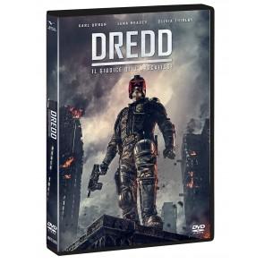 Dredd. Il giudice dell'apocalisse DVD