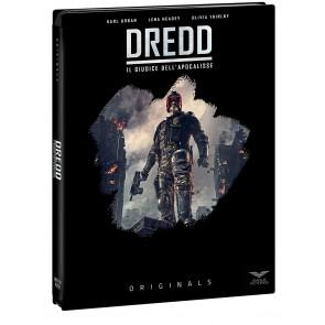 Dredd. Il giudice dell'apocalisse DVD + Blu-ray