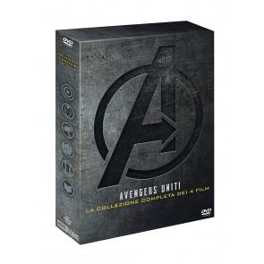 Cofanetto Quadrilogia Avengersn DVD