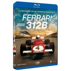 Ferrari 312b Blu-ray