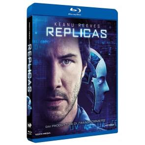 Replicas Blu-ray