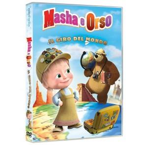 Masha e Orso. Il giro del mondo DVD