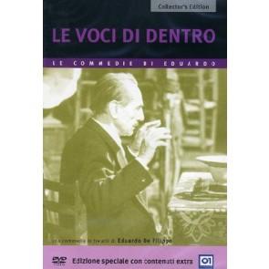 Le voci di dentro. Collector's Edition DVD