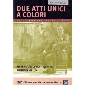 Due atti unici a colore. Special Edition DVD