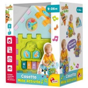 Carotina Baby. Casetta Mille Attivita' Educative
