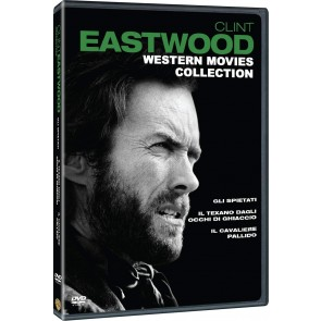 Clint Eastwood Western Movies Collection DVD