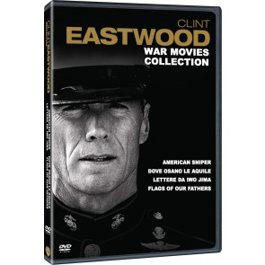 Clint Eastwood War Movies Collection DVD