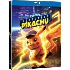 Detective Pikachu. Con Steelbook Blu-ray
