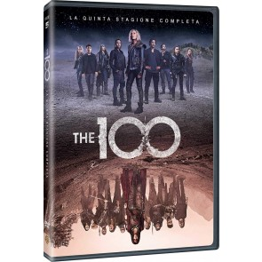 The 100. Stagione 5 DVD