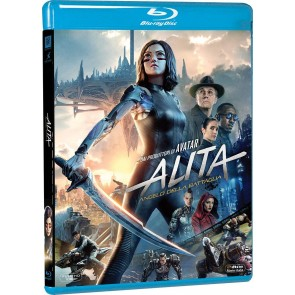 Alita. Angelo della battaglia Blu-ray