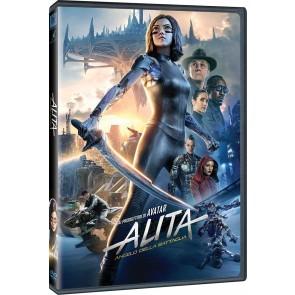 Alita. Angelo della battaglia DVD