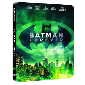 Batman Forever. Con Steelbook Blu-ray + Blu-ray Ultra HD 4K