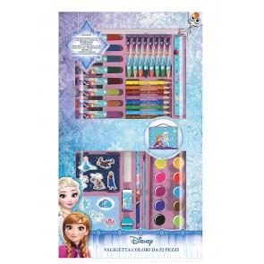 Frozen Valigetta Colori da 52 pz