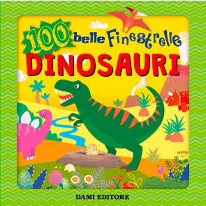 Dinosauri 100 belle finestrelle