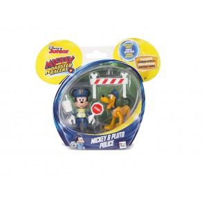Topolino Roadster Racers. Pack Topolino e Pluto Poliziotti