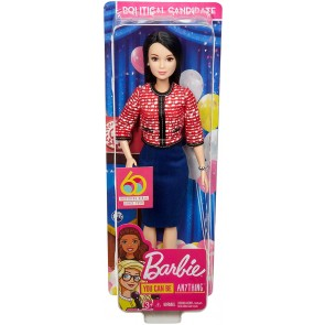 Barbie Carriere Iconiche Candidata Politica