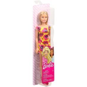 Barbie con abito floreale