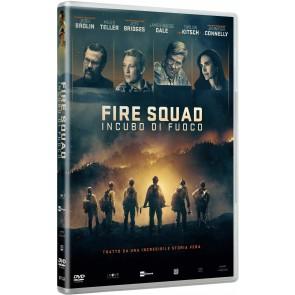 Fire Squad. Incubo di fuoco DVD