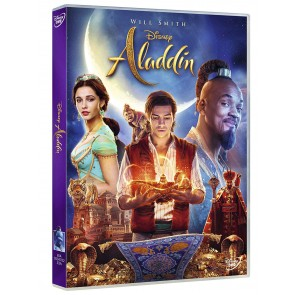 Aladdin Live Action DVD