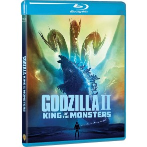 Godzilla 2. King of the Monsters Blu-ray