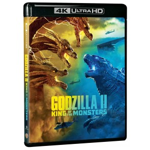 Godzilla 2. King of the Monsters Blu-ray + Blu-ray 4K Ultra HD