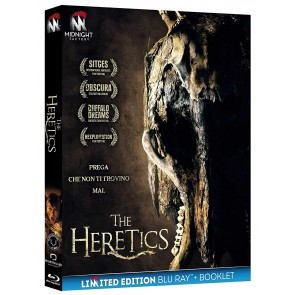 The Heretics Blu-ray