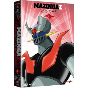 Mazinga Z vol.1 DVD
