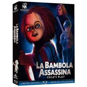 La bambola assassina (1988). Limited Edition Blu-ray