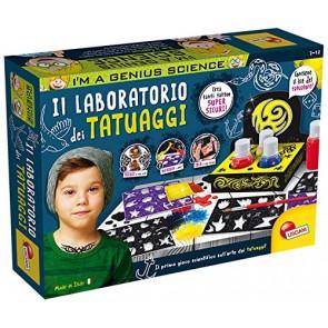 I'm A Genius. La Fabbrica Dei Tatuaggi