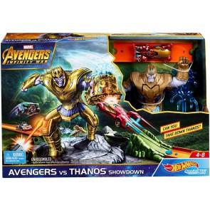 Hot Wheels. Marvel Avengers Vs Thanos Auto Iron Man