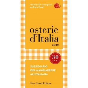 Osterie d'Italia 2020. Sussidiario del mangiarbere all'italiana