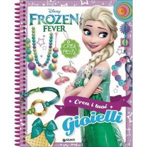 Crea i tuoi gioielli. Frozen fever. Ediz. a spirale