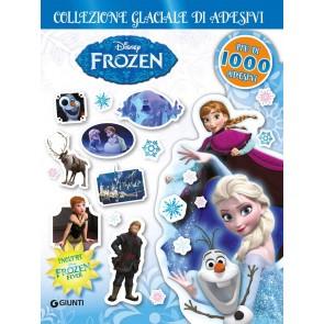 Collezione glaciale di adesivi. Frozen. Ediz. a colori