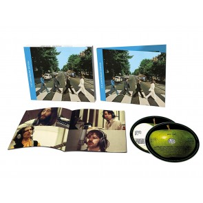 Abbey Road (50th Anniversary 2 CD Deluxe Edition)