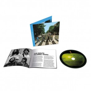 Abbey Road (50th Anniversary CD Edition)