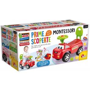 Giocare Educare. Montessori Cavalcabile - Prime Scoperte
