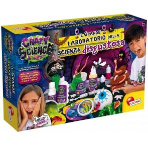 Crazy Science. Il Grande Laboratorio della Scienza Disgustosa