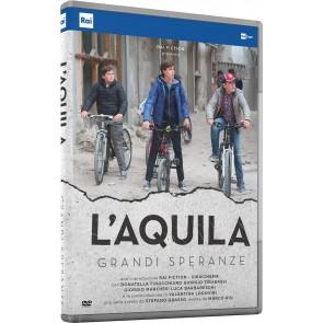 L'Aquila, grandi speranze DVD