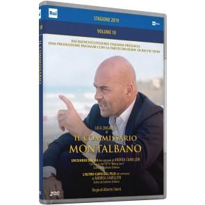 Il commissario Montalbano. Stagione 2019 vol.10. DVD