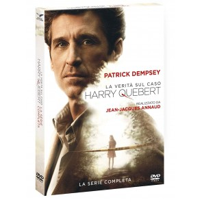 La verità sul caso Harry Quebert. DVD