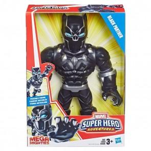 Marvel Super Hero Adventures. Mega Mighties Black Panther 25 Cm
