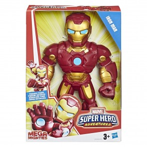 Marvel Super Hero Adventures. Mega Mighties - Iron Man
