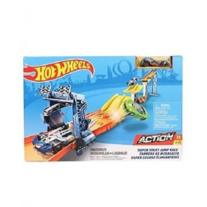 Hot Wheels. Super Start Jump Race