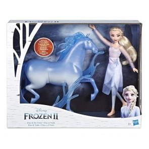 Frozen 2 Personaggio Elsa+Animale Ass.
