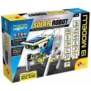 Scienza Hi Tech. Robot 14 Modelli Energia Solare