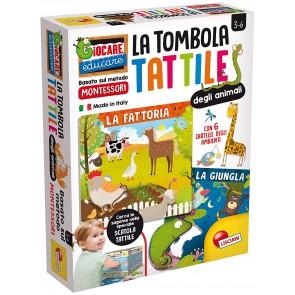Giocare Educare. Montessori Plus Tombola Tattile degli Animali