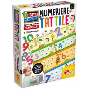 Giocare Educare. Montessori Plus Numeri E Quantita'