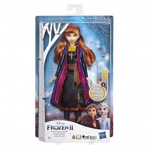 Frozen II. Anna con abito luminoso