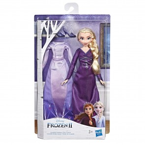 Frozen Doll E Fashion Elsa