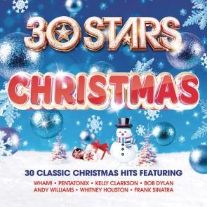 30 Stars. Christmas CD